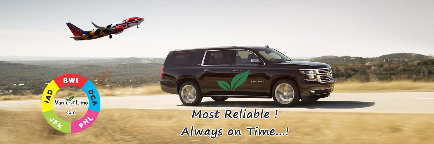 BWI-Airport-Van-Limo-Transportation-Service